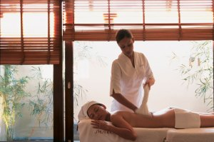 Massage Luxury Spa, Constance Belle Mare Plage