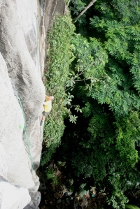 Advanced climbers are welcome at the Constance Ephilia, Seychelles