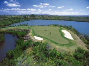 Award winning golf course at Constance Belle Mare Plage