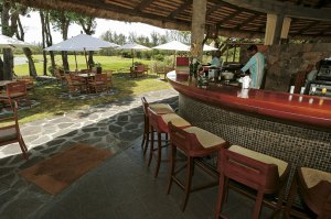 Deer Hunter restaurant at Constance Belle Mare Plage
