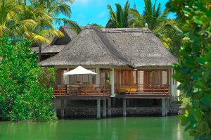 Constance Le Prince Maurice suite on stilts