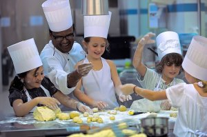 Children's cookery classes at Constance Hotels Experience