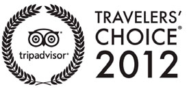 TripAdvisor Travelers' Choice 2012